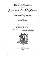 The Bryan Campaign for the American People's Money