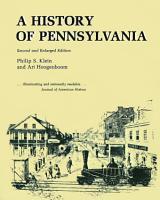 History of Pennsylvania PDF