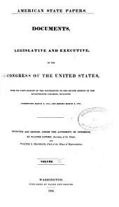 Commerce and Navigation. 1789-1823: Volume 2