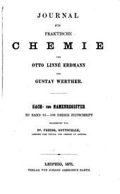 jouranal fur praktische chemie