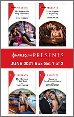 Harlequin Presents   June 2021   Box Set 1 of 2