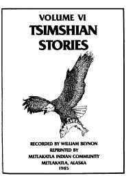 Tsimshian Stories PDF