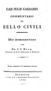 Commentarii de bello civili