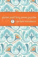 Pocket Posh King James Puzzles PDF