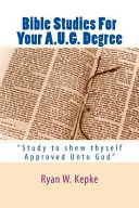 Bible Studies for Your A.U.G. Degree