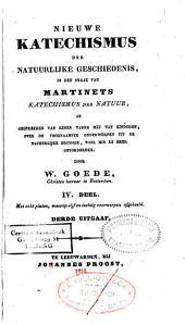 Nieuwe catechismus der natuurlijke geschiedenis