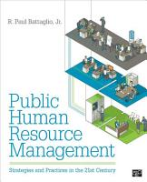 Public Human Resource Management PDF