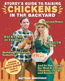Storey s Guide to Raising Chickens in the Backyard Book