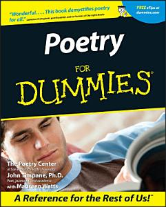 Poetry For Dummies PDF