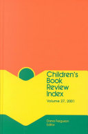 Childrens Book Review Index 2001