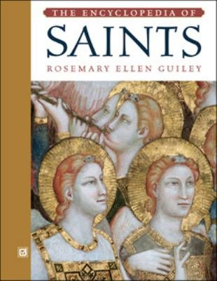 Download The Encyclopedia of Saints Book
