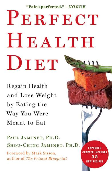 Download Perfect Health Diet Book
