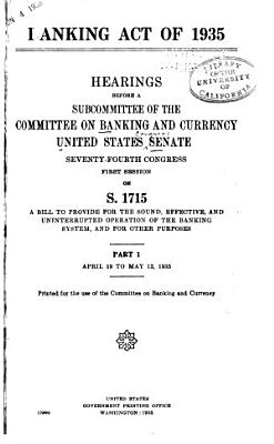 Banking Act of 1935