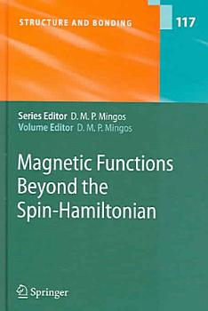 Magnetic Functions Beyond the Spin Hamiltonian PDF