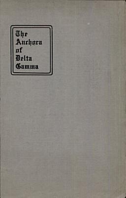 The Anchora Delta Gamma March 1922 PDF