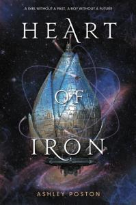 Heart of Iron Book