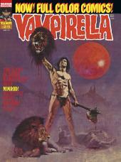 Vampirella (Magazine 1969 - 1983) #25