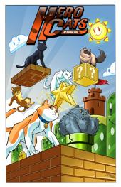 Hero Cats #2: Volume 2
