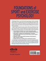 Foundations of Sport and Exercise Psychology  7E PDF