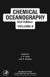 Chemical Oceanography: Edition 2