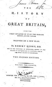 The history of Great Britain: Volume 4