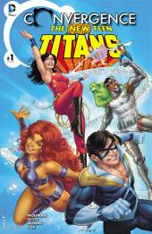 Convergence: New Teen Titans (2015-) #1