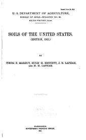 Bulletin - United States. Bureau of Soils: Issue 96