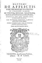 In utriusque Siciliae Neapolisque sanctiones et Constitutiones novissima Praelectio: Volume 1
