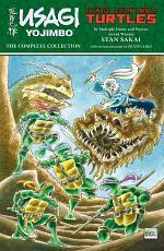 Usagi Yojimbo/Teenage Mutant Ninja Turtles: The Complete Collection