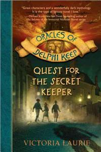 Quest for the Secret Keeper Book