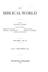 The Biblical World PDF