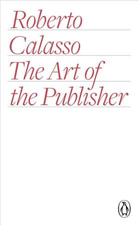 The Art of the Publisher PDF