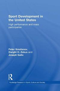 Sport Development in the United States PDF