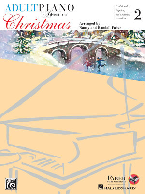 Adult Piano Adventures Christmas   Book 2