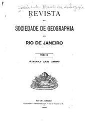 Revista da Sociedade de Geographia do Rio de Janeiro: Volume 2