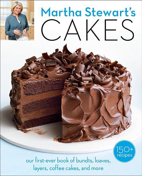 Download Martha Stewart s Cakes Book