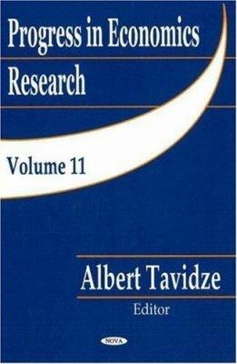 Progress in Economics Research  Volume 11