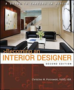 Becoming an Interior Designer Book