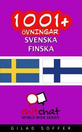 1001+ övningar svenska - finska