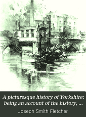 A picturesque history of Yorkshire: being an account of the history, topography, and antiquities of the cities, towns and villages of the county of York, founded on personal observations made during many journeys through the Three Ridings, Volume 2