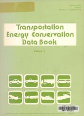 Transportation Energy Conservation Data Book