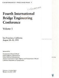 International Bridge Engineering Conference PDF