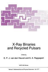 X-Ray Binaries and Recycled Pulsars