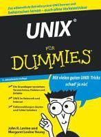Unix f  r Dummies PDF