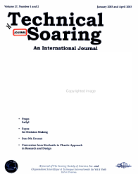 Technical Soaring PDF