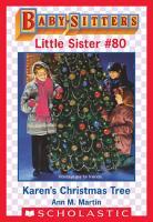 Karen s Christmas Tree  Baby Sitters Little Sister  80  PDF