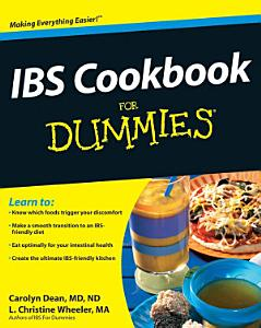 IBS Cookbook For Dummies Book