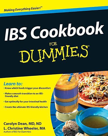 IBS Cookbook For Dummies PDF