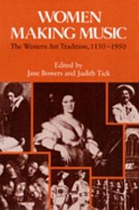 Women Making Music Book