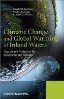 Climatic Change and Global Warming of Inland Waters PDF